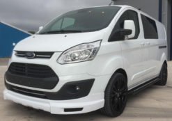 Ford Transit Custom 2012 >