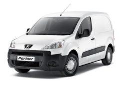 Peugeot Partner 2008 >