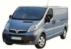 Vauxhall Vivaro 2000 > 2014