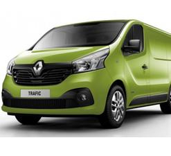 Renault Trafic X82 2014 >